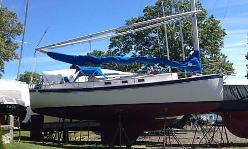 Image of Hinterhoeller Nonsuch 30 Ultra for sale in United States of America for $44,500 (£34,117) Oyster Bay, New York, United States of America