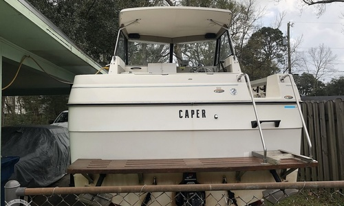 Image of Bayliner Ciera 2452 Express for sale in United States of America for $16,750 (£12,167) Lafayette, Louisiana, United States of America