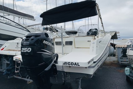 Quicksilver 755 ACTIV OPEN for sale in France for €45,000 (£40,354)
