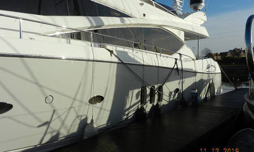 Image of Sunseeker 75 Yacht for sale in United Kingdom for £645,000 Chatham, United Kingdom