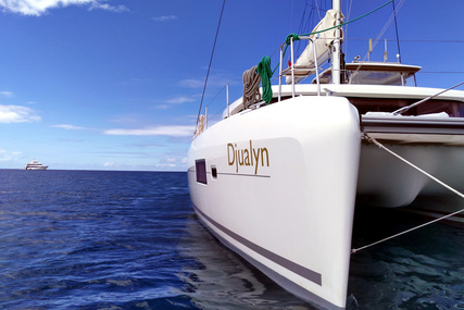 Lagoon 42 for sale in Saint Lucia for €435,000 (£393,519)