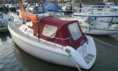 Image of Etap 26i for sale in Netherlands for €29,500 (£27,085) Zuidland (, Netherlands