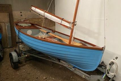 Custom GRP clinker sailing dinghy for sale in United Kingdom for £3,750
