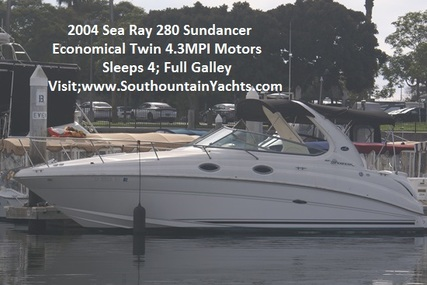 Sea Ray - 280 Sundancer - for sale in United States of America for $49,900 (£39,875)