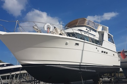 Hatteras 48 CMY Cockpit  Motor Yacht for sale in United Kingdom for £129,995
