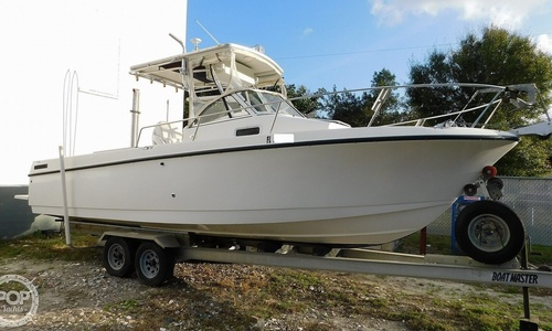 Image of Shamrock 246 WA for sale in United States of America for $46,700 (£35,504) Vero Beach, Florida, United States of America