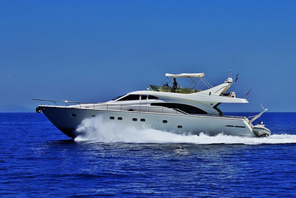 Ferreti Yachts 680 for charter in Greece from €16,300 / week