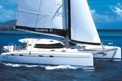 Catamarans Nautitech 47 for charter in Greece from €3,300 / week