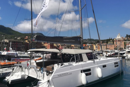 Catamarans Nautitech Open 40 for charter in Italy from €2,900 / week