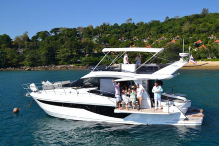 Galeon 460 Fly for charter in Thailand from €19,900 / week