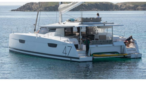Image of Fountaine Pajot Saona 47 for charter in Thailand from €7,500 / week Yacht Haven Marina, Thailand