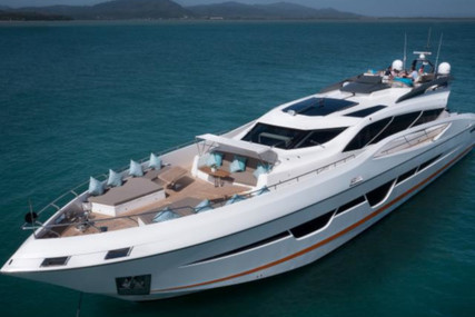 Numarine 105 for charter in Thailand from €49,000 / week