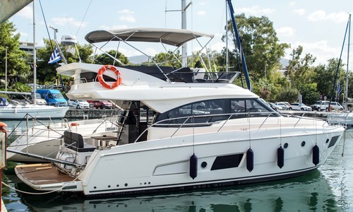 Image of Bavaria Yachts Virtess 420 Fly for sale in Greece for £450,000 Greece