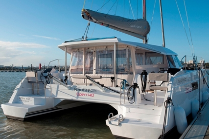 Catamarans Nautitech Open 40 for sale in Greece for £290,000