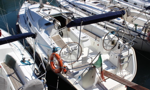 Image of Beneteau Cyclades 39.3 for sale in Italy for £90,000 Italy