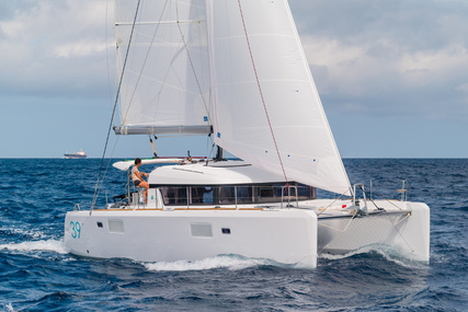 Lagoon 39 for charter in Spain from P.O.A.