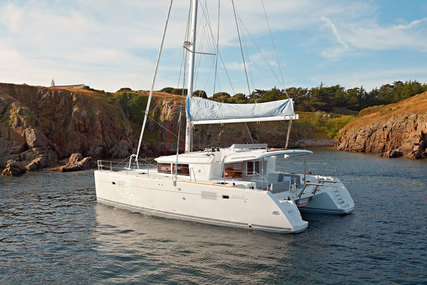 Lagoon 450 for charter in Spain from €4,650 / week