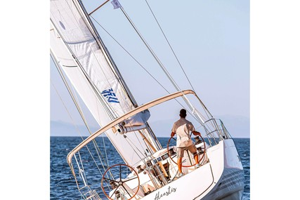 X-Yachts X4-6 model 2019 for charter in Greece from €4,900 / week