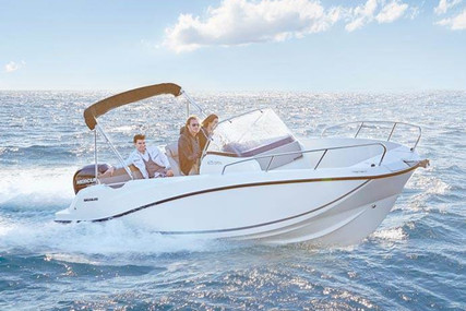 Quicksilver 675 Active Open for charter in Spain from €1,890 / week
