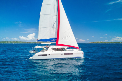 Leopard Sunsail 454 for charter in St Lucia from €5,130 / week