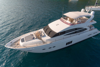 Princess Princess 72 Fly for charter in Croatia from €29,900 / week