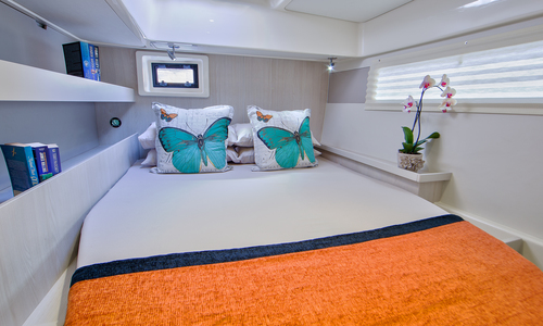 Image of Leopard Moorings 4800 for charter in Thailand from €4,316 / week Ao Po Grand Marina, Thailand