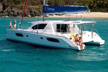 Leopard Sunsail 444 for charter in Antigua and Barbuda from €4,698 / week
