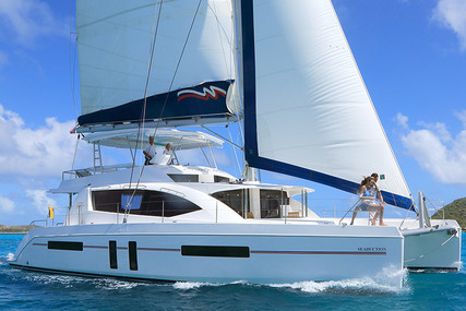 Leopard Moorings 5800 for charter in British Virgin Islands from €22,500 / week