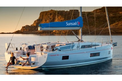 Beneteau Sunsail 46 Mon for charter in St. Martin (French) from €3,289 / week