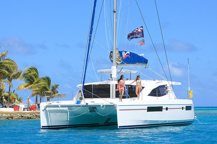 Leopard Moorings 4800 for charter in French Polynesia from €6,124 / week
