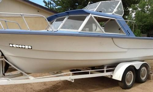 Image of Hydrodyne Crusader 21 for sale in United States of America for $29,998 (£23,163) Albuquerque, New Mexico, United States of America