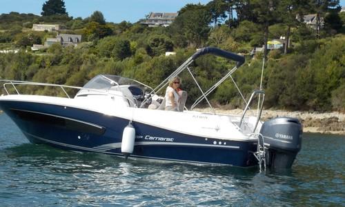 Image of Jeanneau Cap Camarat 7.5 WA for sale in France for €50,990 (£42,394) Brest, , France