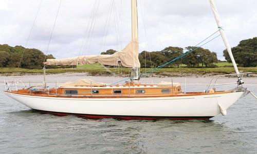 Image of Custom Alan Buchanan Sloop for sale in United Kingdom for £48,000 Hants, United Kingdom