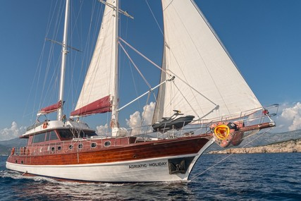 gulet Adriatic Holiday for charter in Croatia from €13,000 / week