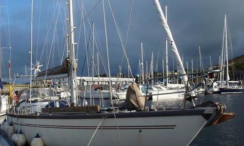 Image of Bruce Roberts Classic 45 for sale in United Kingdom for £95,000 Bangor, Gwynedd, , United Kingdom
