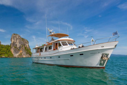 Cheoy Lee 66 for charter in Thailand from €24,000 / week