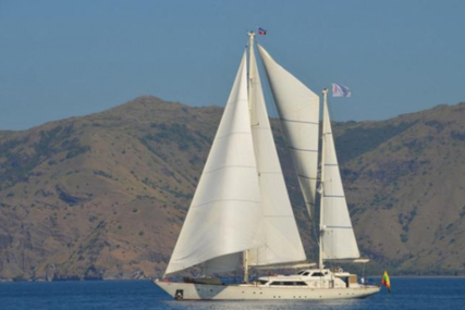 Custom Perini 131 for charter in Thailand from €55,000 / week
