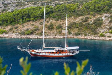 Custom Gulet for charter in Croatia from €11,000 / week