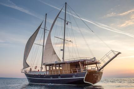 Custom Gulet for charter in Croatia from €12,600 / week