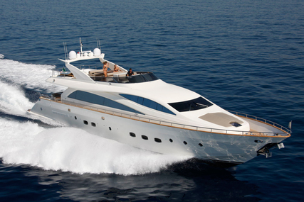 Amer 92 for charter in Greece from €42,560 / week