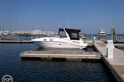 Sea Ray 260 Sundancer for sale in United States of America for $38,900 (£31,697)