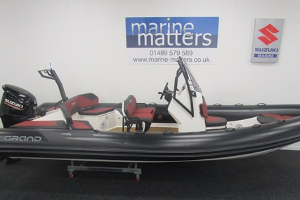 Grand DRIVE D600 RIB for sale in United Kingdom for £49,995