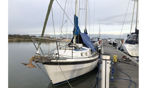Image of Westerly Pentland Ketch for sale in United Kingdom for £16,000 Brightlingsea, United Kingdom