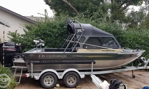Image of Duckworth 20 Navigator Sport for sale in United States of America for $37,000 (£28,367) Vacaville, California, United States of America