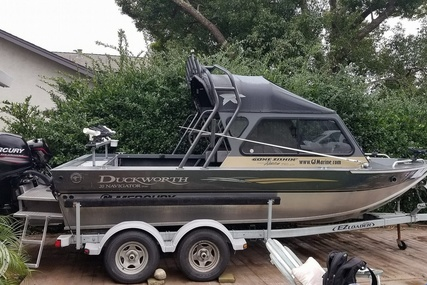 Duckworth 20 Navigator Sport for sale in United States of America for $37,000 (£28,367)