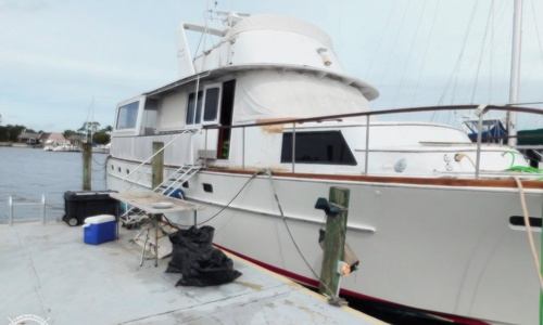Image of Bertram 61 for sale in United States of America for $129,900 (£99,590) Port Saint Lucie, Florida, United States of America