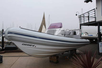 Gemini Marine Waverider 650 Rib for sale in United Kingdom for £37,500