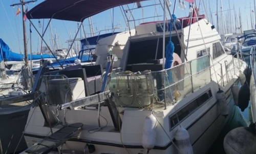 Image of Princess 414 for sale in Spain for £49,000 Torrevieja, Spain