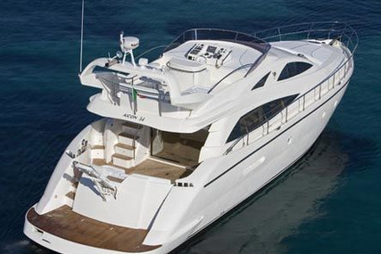 Aicon 54 FLY for charter in Italy from €8,450 / week