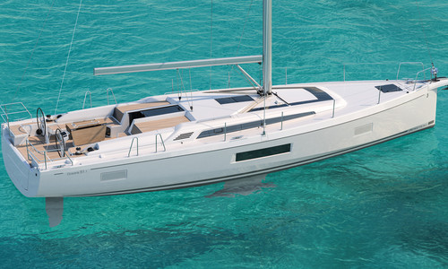 Image of Beneteau OCEANIS 51.1 for sale in France for €375,000 (£340,692) France